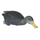 Zigzag Surface Feeder (Black Duck Drake)