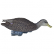 ZigZag Surface Feeder (Black Duck Hen)